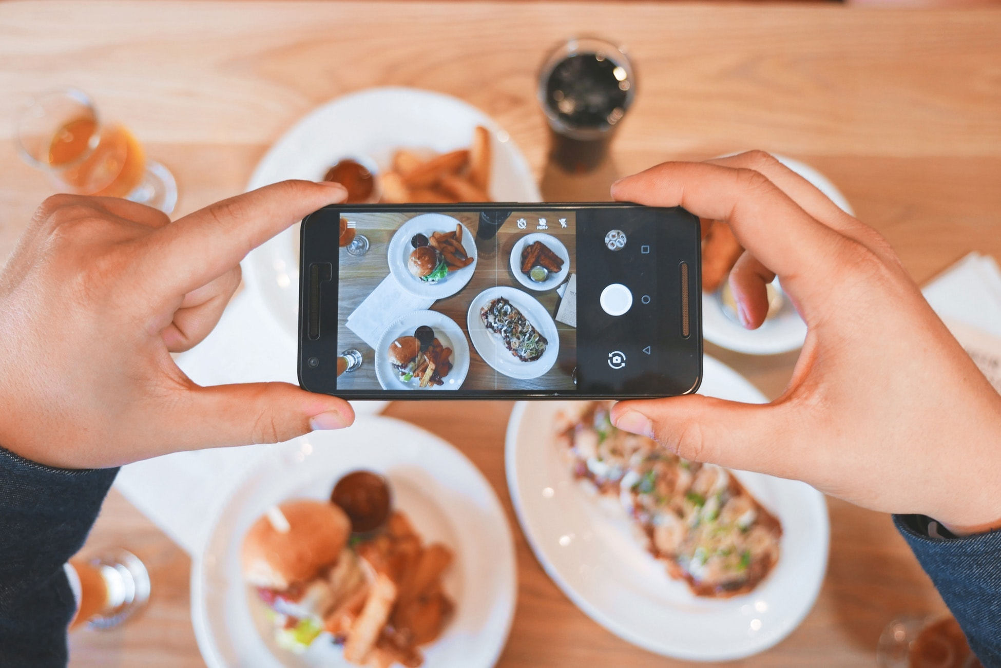 How Pictures Help in Online Food Ordering System | Restaurant online ordering app