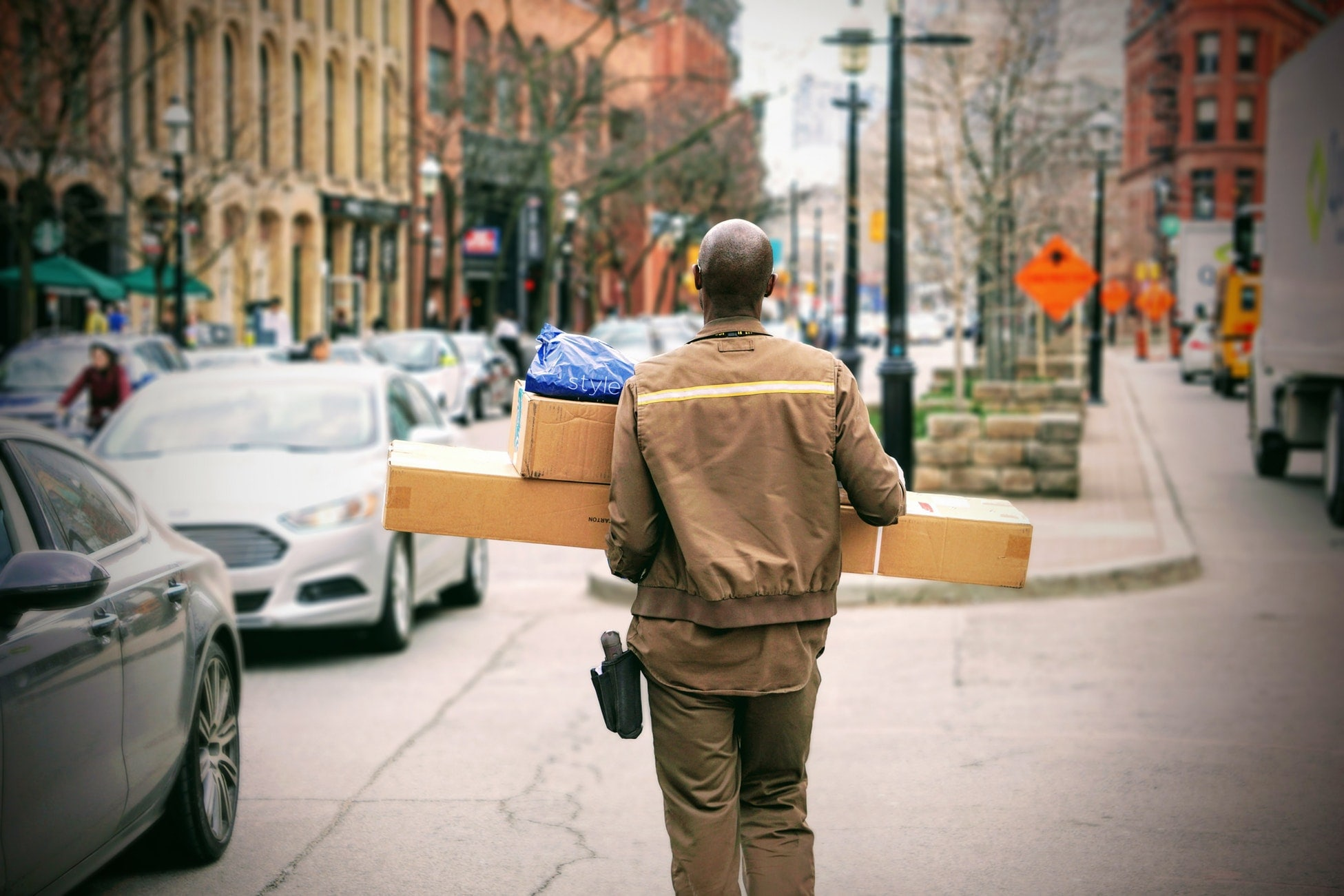 The Face of Online Ordering Via the New Delivery Sector | Online food delivery software