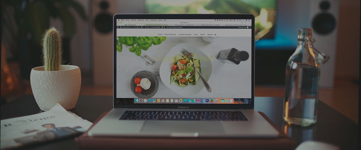 Create Restaurants Website