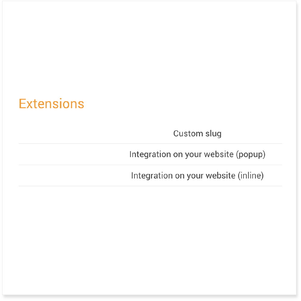 Ordering Editor - Online Store Extensions Integration